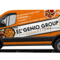vehicle car truck or van wrap designs  1